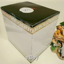 25e Anniversaire Disney Le Roi Lion Neige Snow Dome Globe Music Box (super Rare) 8