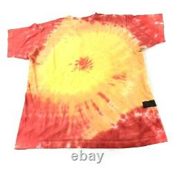 90 Vintage T-shirt Grand Roi Lion Film Promo Single Point Tie Dye Disney