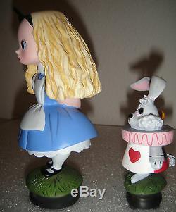 Alice Au Statut Des Merveilles De Mary Blair Électrique Sideshow De Mary Blair Maquette Disney