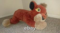 Belle Disney Store Kovu, Jumbo 26 Peluche Farcie, Lion King II Simba's Pride