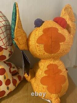 Crashes Point Disney Beauté Et La Bête + Lady + Le Lion King Plush Bundle