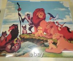 Dessins De Séricel Encadrés Walt Disney Clip Art Animé Le Roi Lion 1994