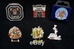 Disney 120+ Sac Pins Et Disneyland Roi Lion Bambi Mickey Mouse Coca Cola Rare
