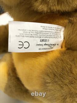 Disney 27 Jumbo Simba Peluche Le Roi Lion Mufasa Farci Grand Rare Simba
