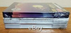 Disney 4k Ultra Hd Blu-ray Steelbook Beaucoup Aladdin, Le Roi Lion, La Petite Sirène