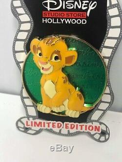 Disney Baby Simba Cursive Cutie Surprise Le 150 Épingles Dsf Dssh Lion King