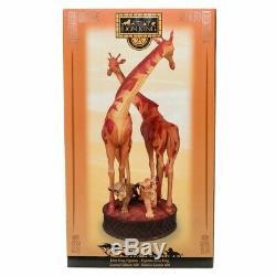 Disney D23 Le Roi Lion 25e Anniversaire Simba Et Nala Figure Limited Edition