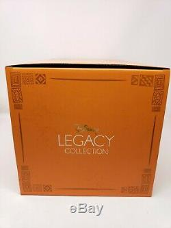 Disney D23 Le Roi Lion 25e Anniversaire Simba Nala Figure Limited Edition 650