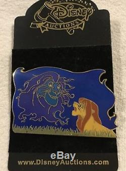 Disney Da Roi Lion Simba Mufasa Pin Le 100
