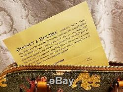 Disney Dooney Et Bourke Roi Lion Bourse Timon Pumbaa Sac À Main Disneyland Tn-o