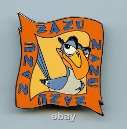 Disney Enchères Lion King Jeu De Caractères #2 Horn Bill Bird Zazu Le 100 Pin