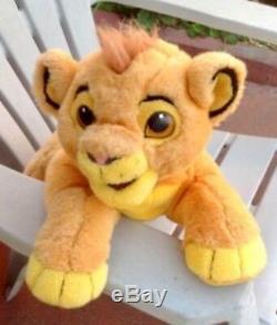 Disney Jemini France Roi Lion Simba Fierté En Peluche Peluche Pyjama Pyjama Sac Case