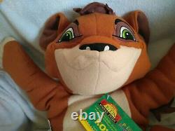 Disney Kovu XL Grande Peluche Lion King II Simba's Pride 22 Animal Farci