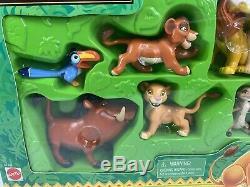 Disney Le Roi Lion 2 Simba Pride Circle Of Life Gift Set Nouveau Dans La Boîte