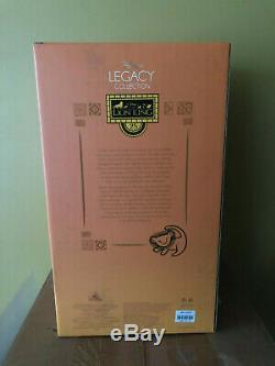 Disney Le Roi Lion 25e Anniversaire Simba Et Nala Figure Limited Edition De 650