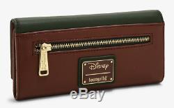 Disney Le Roi Lion Mini Loungefly Faux Cuir Sac À Dos Sac & Wallet Set Nouveau