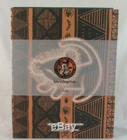 Disney Le Roi Lion Safari Convention Limited Edition Storybook Ornement Jeu De 7