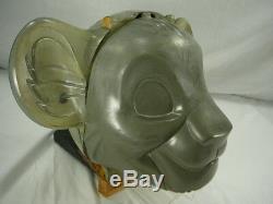 Disney Le Roi Lion Simba Lunch Box Prototype Marque Aladdin Rare Vintage