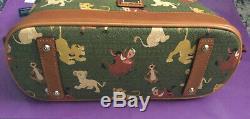 Disney Le Roi Lion Simba Nala Timon Pumba Dooney & Bourke Satchel Bourse Tn-o