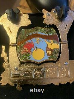 Disney Lion King Growing Up Jumbo Spinner Pin Simba Le750 Artist Series Rare