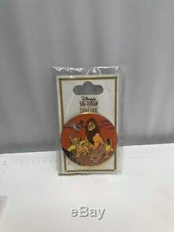 Disney Lion King Le 300 Épingle Tales Bien-aimée Dsf Dssh Simba Nala Mufasa Zazu