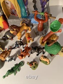 Disney Lion King Lion Guard Formation Lair Playset Jouet Avec Beaucoup De Figures Rares