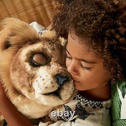 Disney Lion King Mighty Roar Simba Interactive Plush Ages 4+ Toy Play Fight Gift