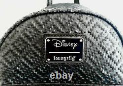 Disney Lounfly Dormant Simba Mini Sac À Dos Le Roi Lion Sac Noir & Porte-clés