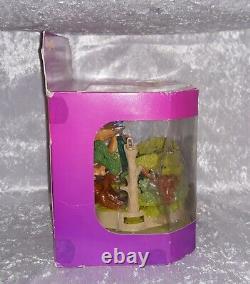 Disney Mini Collection Lion King King Simba's Pride Vintage Play Set Mattel Nouveau Rare