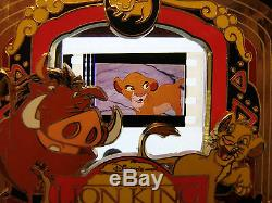 Disney Parks Podm Lion King Le 2000 Un Morceau De Films Pin Simba Nouveau