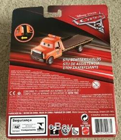 Disney Pixar Cars Camion À Plat Deluxe 3 Stu Scattershields