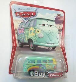 Disney Pixar Cars Filmore (fillmore) Carte D'orthographe Parfaite Avant Et Arrière