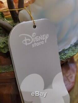 Disney Roi Lion Musical Light Up Snowglobe Globe Ultra Rare Grand