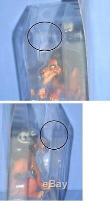 Disney Roi Lion Scar Collection Magique Figure Tomy 099