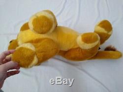 Disney Simba Toys Douglas Cuddle Grand 30 Animaux Roi Lion En Peluche 1994