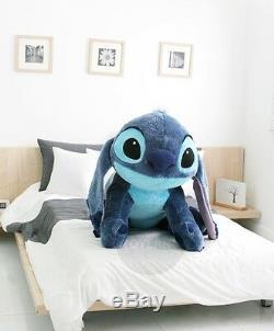 Disney Stitch Lilo Et Stitch Allongé 120cm (47.2inch) Poupée Grande Taille
