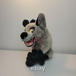 Disney Store Banzai Hyena Plush Le Roi Lion 15 Étampé Rare