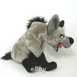 Disney Store Hyène Banzai Le Roi Lion En Peluche Jouet Animal Rare Avec Tag