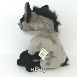 Disney Store Hyène Shenzi Le Roi Lion En Peluche Jouet Animal Rare Avec Tag