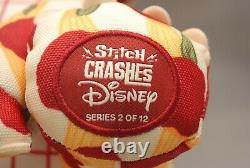 Disney Store Japon 2021 Stitch Crashes Lady And Tramp Lion King Plush Ensemble De 2