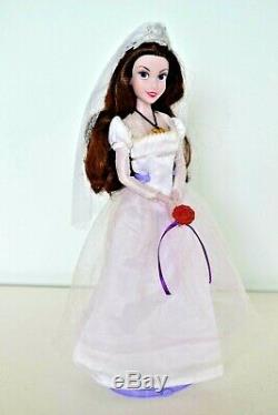 Disney Store La Petite Sirène Vanessa (sorcière D'ursula Sea) Poupée De Villain Rare