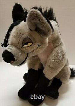 Disney Store Plush Shenzi Hyena Le Roi Lion 15 Whoopi Goldberg Animal Farci