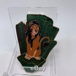 Disney Store Shopping Scar Villains Boys Club Le 125 Pin Le Roi Lion