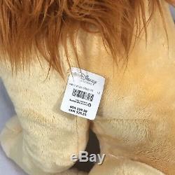 Disney Store Simba Et Nala Le Roi Lion Adulte En Peluche Set 18 Set