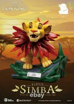 Disney The Lion King Little Simba Px Statue Mc-012 Limited Beast Kingdom New U. S.