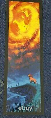 Disney The Lion King Remember Who You Are De Mark Englert Art Print /300