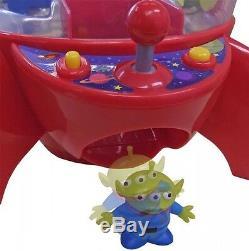 Disney Toy Story - Takara - Grue Spatiale - Petite Machine Extraterrestre Électrique Verte Jp