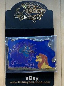 Disney Ventes Aux Enchères Le 100 Roi Lion Mufasa Simba Mystique Figures Pin