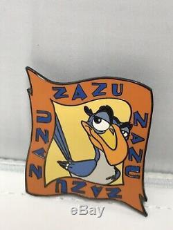 Disney Ventes Aux Enchères Zazu Le 100 Roi Lion Jeu De Caractères # 2 Pin Oiseaux