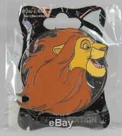 Disney Wdi Le 250 Épingles Heroes Profil Le Roi Lion Adult Simba